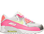 Girls' Preschool Nike Air Max 90 Running Shoes