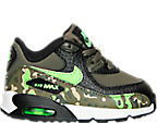 Boys' Toddler Nike Air Max 90 Premium Running Shoes
