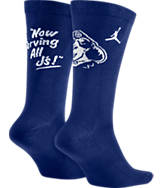 Men's Air Jordan Retro 5 Low Crew Socks