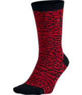Men's Jordan Seasonal Print Crew Socks