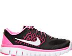 Girls' Grade School Nike Flex Run 2015 Running Shoes