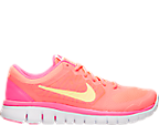 Girls' Grade School Nike Flex Run 2015 Running Shoes