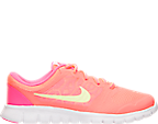 Girls' Preschool Nike Flex Run 2015 Running Shoes
