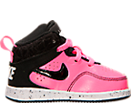 Girls' Toddler Nike First Flight Basketball Shoes