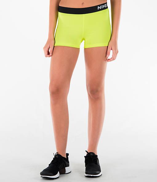 Women's Nike Pro Cool 3 Inch Training Shorts