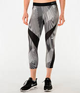 Women's Nike Pro Hypercool Frequency Training Capri Tights
