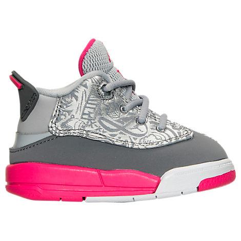 Girls' Toddler Jordan Dub Zero Basketball Shoes
