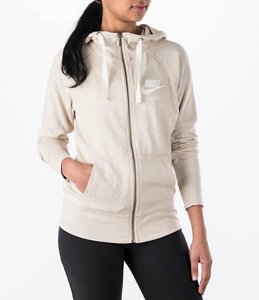 Women's Nike Gym Vintage Full-Zip Hoodie