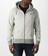 Men's Nike Shoebox Full-Zip Hoodie