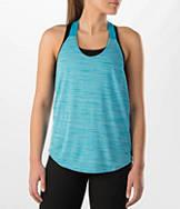 Women's Nike Elastika Heather Tank