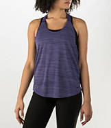 Women's Nike Elastika Heather Tank