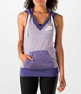 Women's Nike Gym Vintage Color Block Vest