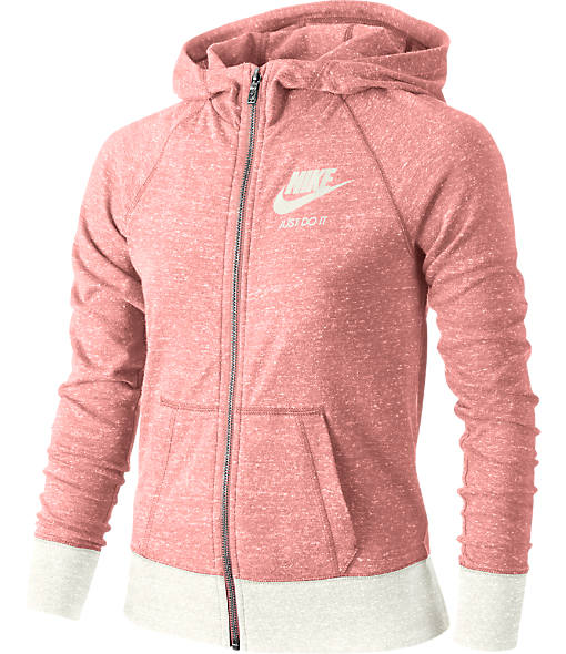 Girls' Nike Gym Vintage Full-Zip Hoodie