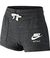 Girls' Nike Gym Vintage Shorts