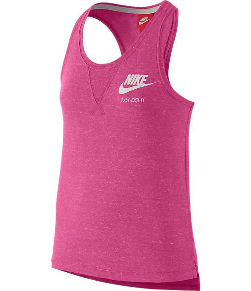 Girls' Nike Gym Vintage Tank