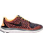 Women's Nike Free 4.0 V5 Print Running Shoes