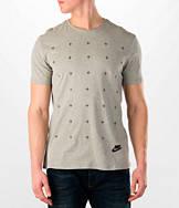 Men's Nike Matte Silicon Futura T-Shirt