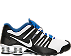 Boys' Grade School Nike Shox Current Running Shoes