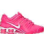 Girls' Grade School Nike Shox Current Running Shoes