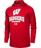 Men's Under Armour Wisconsin Badgers College Foundation Hoodie