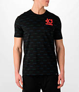 Men's Nike KD Easy Money All-Over T-Shirt