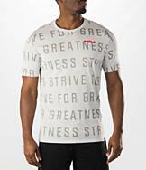 Men's Nike LeBron Strive All-Over Print T-Shirt