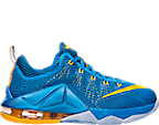 Boys' Grade School Nike LeBron 12 Low Basketball Shoes