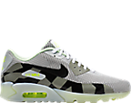 Men's Nike Air Max 90 Knit Jacquard Ice Running Shoes