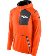 Men's Nike Denver Broncos NFL Vapor Speed Fly Rush Jacket