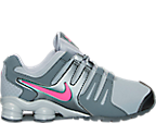 Girls' Preschool Nike Shox Current Running Shoes