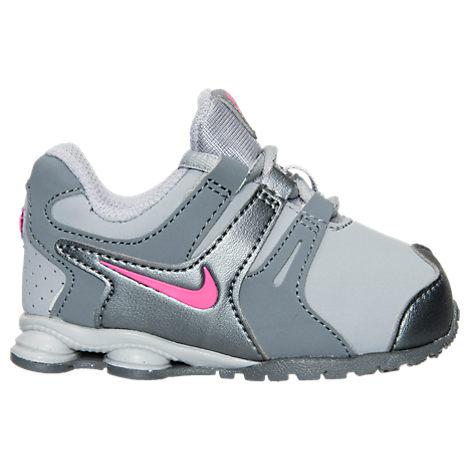 Girls' Toddler Nike Shox Current Running Shoes