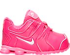 Girls' Toddler Nike Shox Current Running Shoes