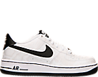 Boys' Grade School Nike Air Force 1 Premium Casual Shoes