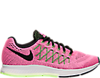 Women's Nike Air Zoom Pegasus 32 Running Shoes - WIDE