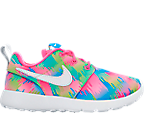 Girls' Preschool Nike Roshe One Print Casual Shoes