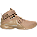 Right view of Men's LeBron Soldier 9 PRM Basketball Shoes in Desert Camo/Desert Camo/String