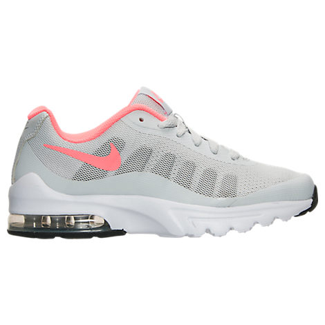 Girls' Grade School Nike Air Max Invigor Running Shoes