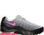 Girls' Grade School Nike Air Max Invigor Running Shoes