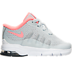Girls' Toddler Nike Air Max Invigor Running Shoes