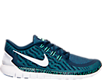 Men's Nike Free 5.0 Print Running Shoes