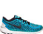 Women's Nike Free 5.0 Print Running Shoes
