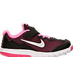 Girls' Preschool Nike Flex Experience 4 Running Shoes