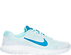 Girls' Grade School Nike Flex Experience 4 Print Running Shoes