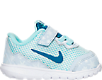 Girls' Toddler Nike Flex Experience 4 Print Running Shoes