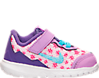 Girls' Toddler Nike Flex Experience 4 Print Running Shoes