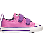 Girls' Toddler Converse Chuck Taylor OX 2V Casual Shoes