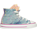 Girls' Toddler Converse Chuck Hi Party Casual Shoes