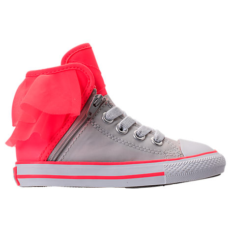 Girls' Toddlers Converse Block Party Casual Shoes