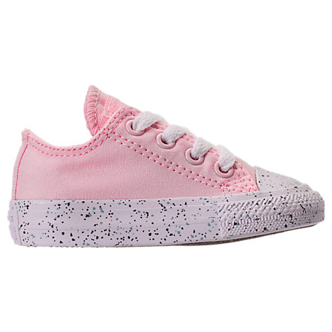Girls' Toddler Converse Chuck Taylor All-Star Ox Confetti Casual Shoes