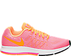 Girls' Grade School Nike Zoom Pegasus 32 Running Shoes
